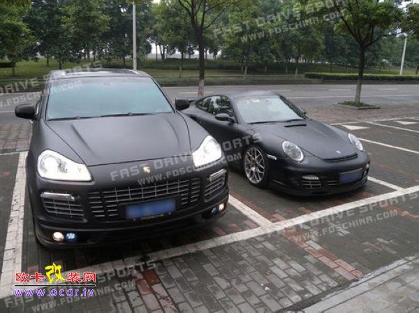 汽车运动与改装的三驾马车 重装亮相上海改博会